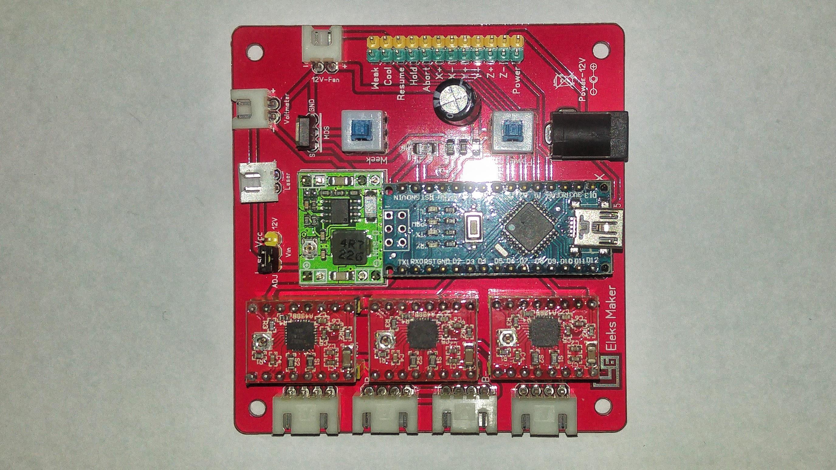Boards Per Engraving Laser Machine E Minicnc